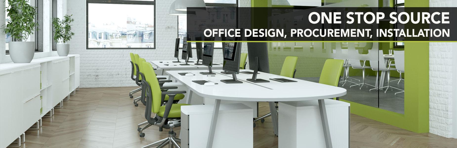 Pacific Ergonomics Office Design