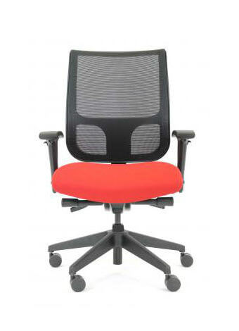 Tech Mesh back chair in San Diego