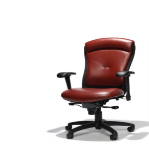 Tuxedo executive chair ergonomic