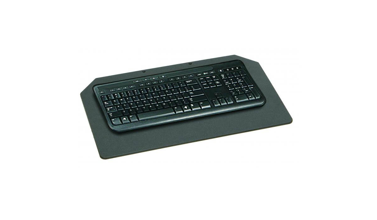 Milan Series Roller Mouse Keyboard Platform Pacific