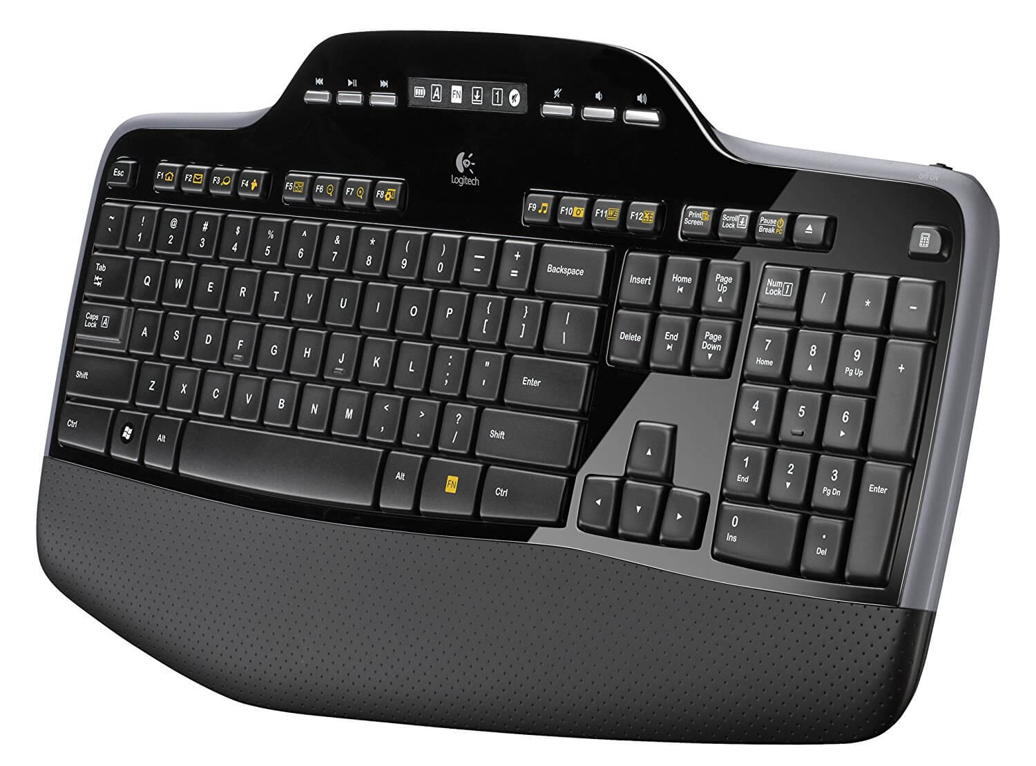 2f47e677bc4 Logitech MK710 Wireless Keyboard-Mouse Combo | Pacific Ergonomics