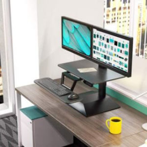 Solace electric converters with 1, 2 or 3 monitor arms