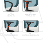 Arm options on the Aria