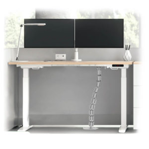 Standing desk for home office