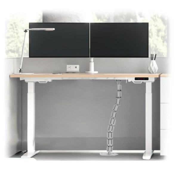 Standing desk for home office
