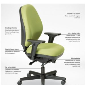 Goodfit ergonomic chair