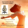 SomeHome Comfort Ergonomic Office Chair