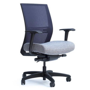 Amplify Big and Tall Mesh Ergonomic chair in San Diego