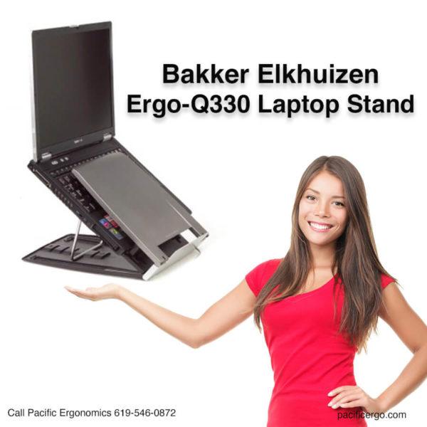 Ergo-Q 330 laptop riser