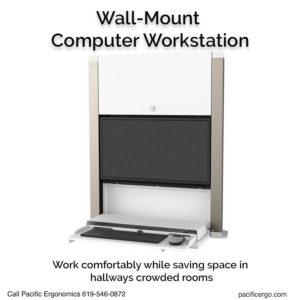 WallMountWorkstation