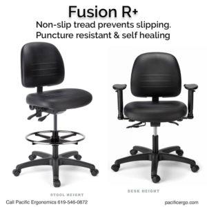 Fusion R+ Chair