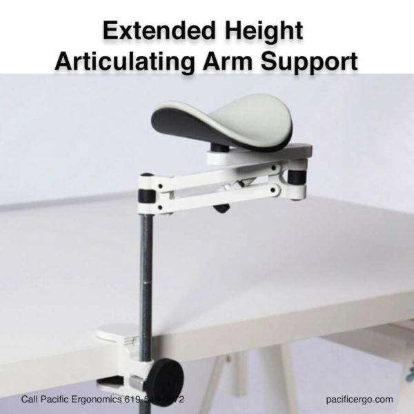 Extended Height Articulating