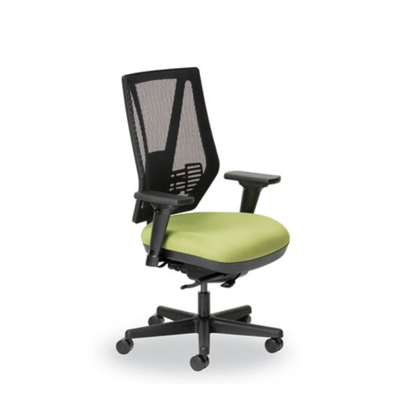 SitMatic GoodFit Chair with Mesh High Back