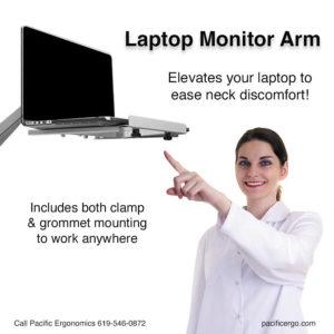 ESI Laptop Arm