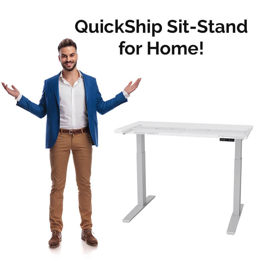 ESI QS sit-stand