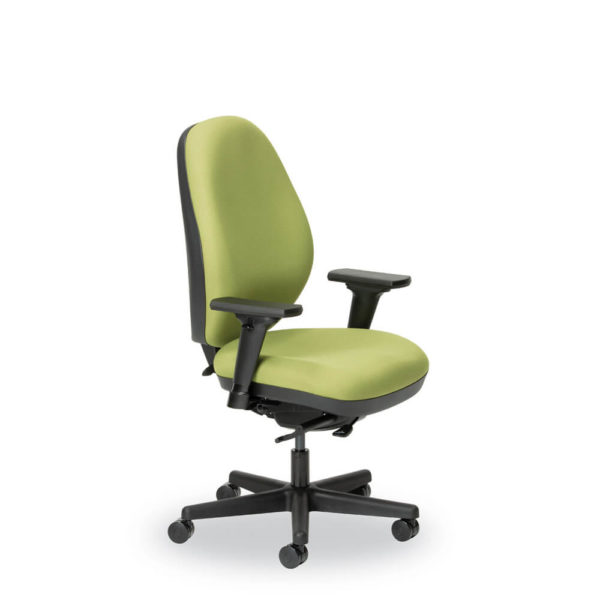 SitMatic GoodFit Chair with Fabric High Back