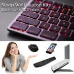 Sleep Well Laptop Kit