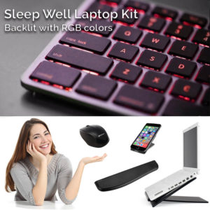 Sleep Well Laptop Kit