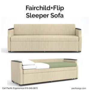 Fairchild+Flip Sleeper