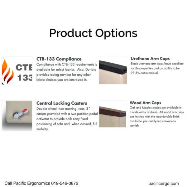 Fairchild+Flip Options