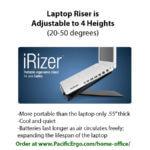 iRizer Laptop stand