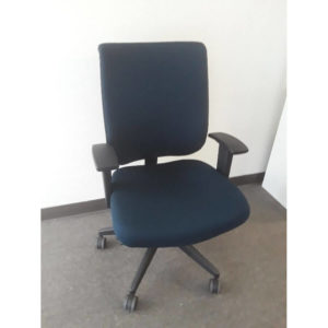 Tech Fabric Back Chair