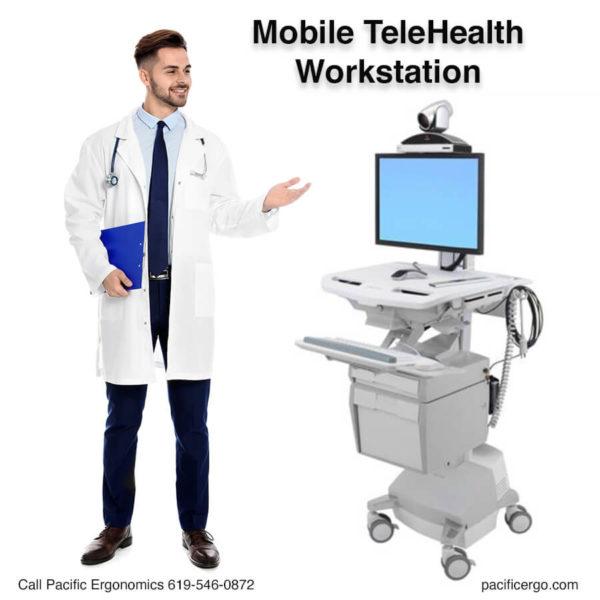 TeleHealth Cart