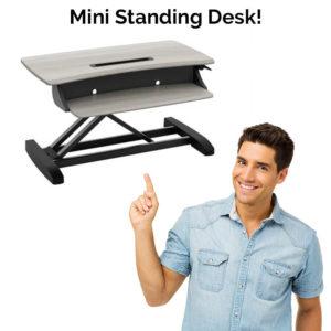 Workfit-Z Mini Standing Desk