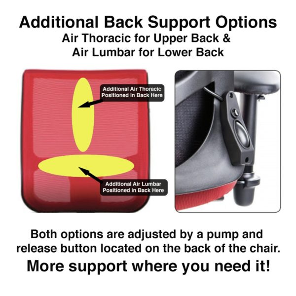 Air Thoracic & Air Lumbar