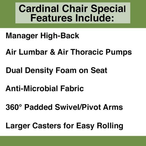 Cardinal Features