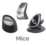 Ergonomic Mice