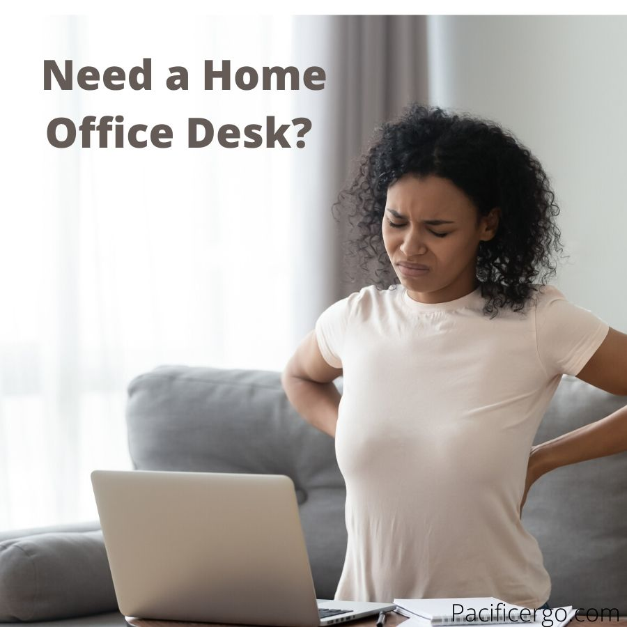 How to Purchase a Home Office Desk to Feel Good and Prevent Injury