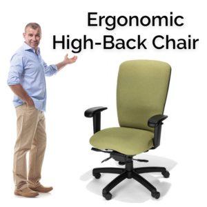 R8 High-Back Chair