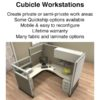 Cubicle Workstations - COE
