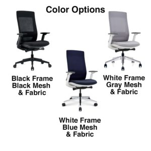 Elevate Color Options