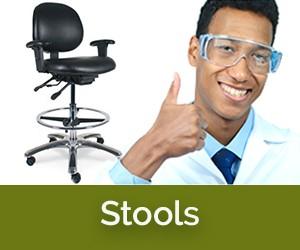 San Diego Ergonomic stools