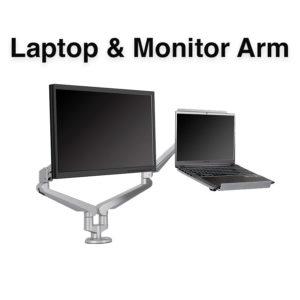 Laptop arm combo ESI