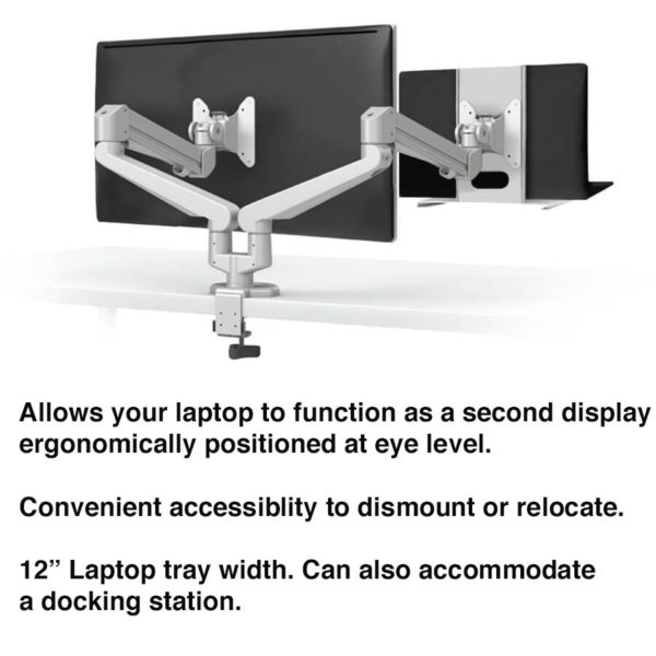 laptop arm combo ESI - features
