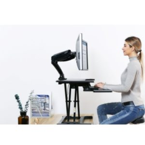 Desktop sit to stand 36 inches