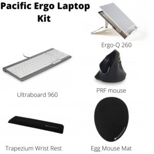 Pacific Ergo Laptop Kit