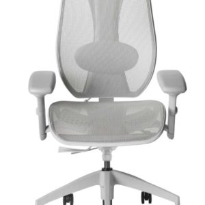 T-Centric all mesh chair grey