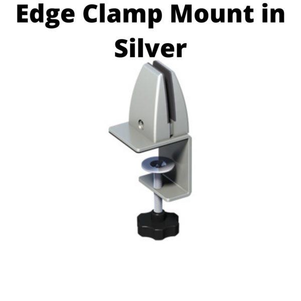 Enclave Sneeze Guard edge clamp