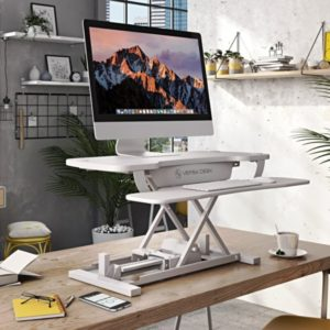 VersaDesk PowerPro Elite Sit-Stand Desk