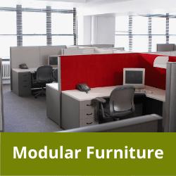 Modular furniture dealer San Diego California