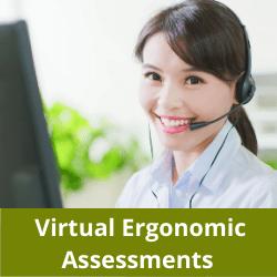 Virtual ergonomic assessments