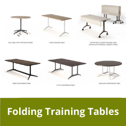 Folding Training Tables