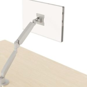 Conform sit stand monitor arm