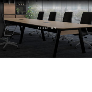 Sleek conference tables