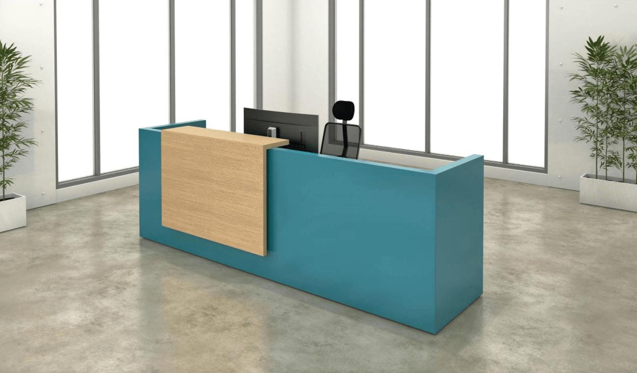 Multiple modern reception colors