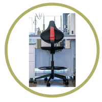San Diego Healthcare furniture Clean Room Stools and Chairs